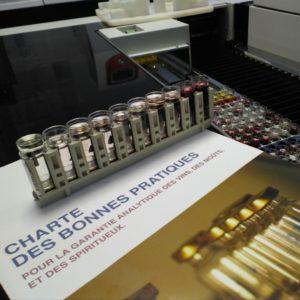 Charte des Bonne Pratique des Laboratoire de la FFLOI