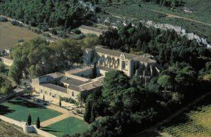 Vino Latino à l'Abbaye de Valmagne